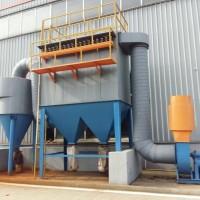 昌佳环保离线式脉冲布袋除尘器工作原理与滤袋防护措施河北
