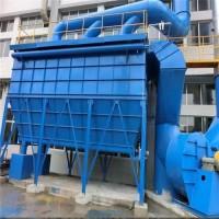 电炉除尘器生产安装过程
