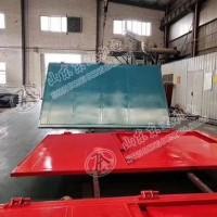 矿用无压风门厂家 对开式无压风门质量保证