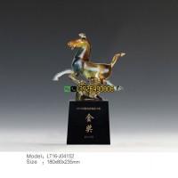 中国古文化奖杯 中国旅游节评选奖杯 中国特色文化展奖杯定制