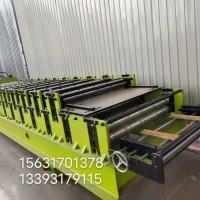 新疆840/900双层压瓦机可压不锈钢板彩钢板支持中国制造