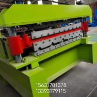 甘肃寒冷地区840/900双层压瓦机可压不锈钢板支持国货