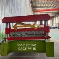 唐山钢材生产各种型号压瓦机定做异型设备