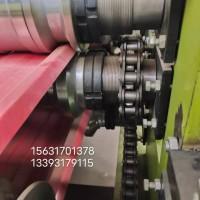 唐钢泊头火柴之乡金辉生产各种型号压瓦机定做异型设备保质保量