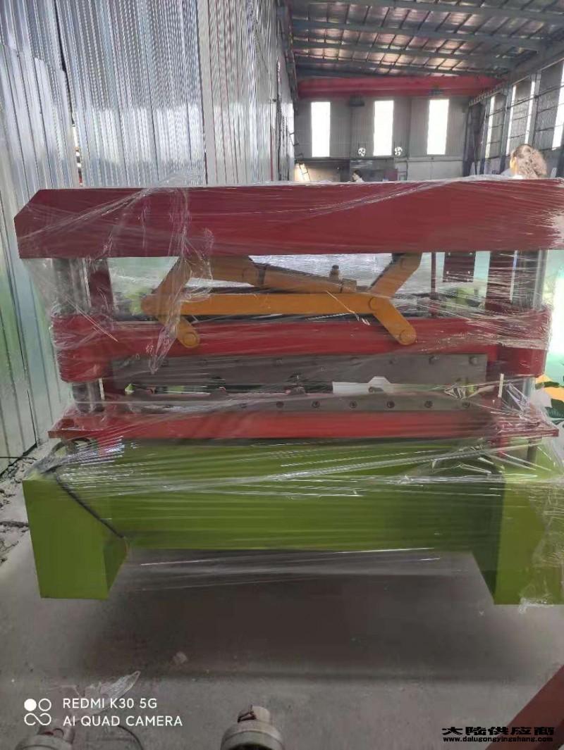 琉璃瓦压瓦机