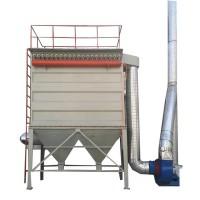 脉冲袋式除尘器除尘器特点和工作原理?沧州昌佳环保