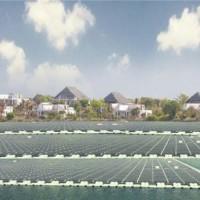 水上浮动式光伏电站系统,外贸建站