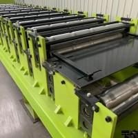 阿克苏金利压瓦机_金达c型钢机_可以用50多年的压瓦机彩钢设备