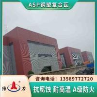 抗蚀耐腐Psp钢塑覆合板 山东青岛防腐钢塑瓦 防腐彩板