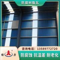 防腐玻纤瓦 树脂防腐瓦 辽宁抚顺新型墙体板材抵御恶劣天气