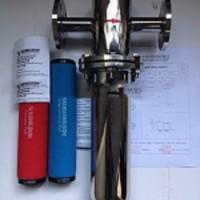 不锈钢除菌过滤器 FCJ-10