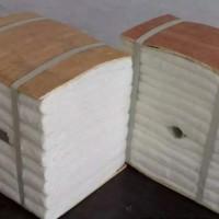 燃烧室耐火材料陶瓷纤维模块保温纤维模块